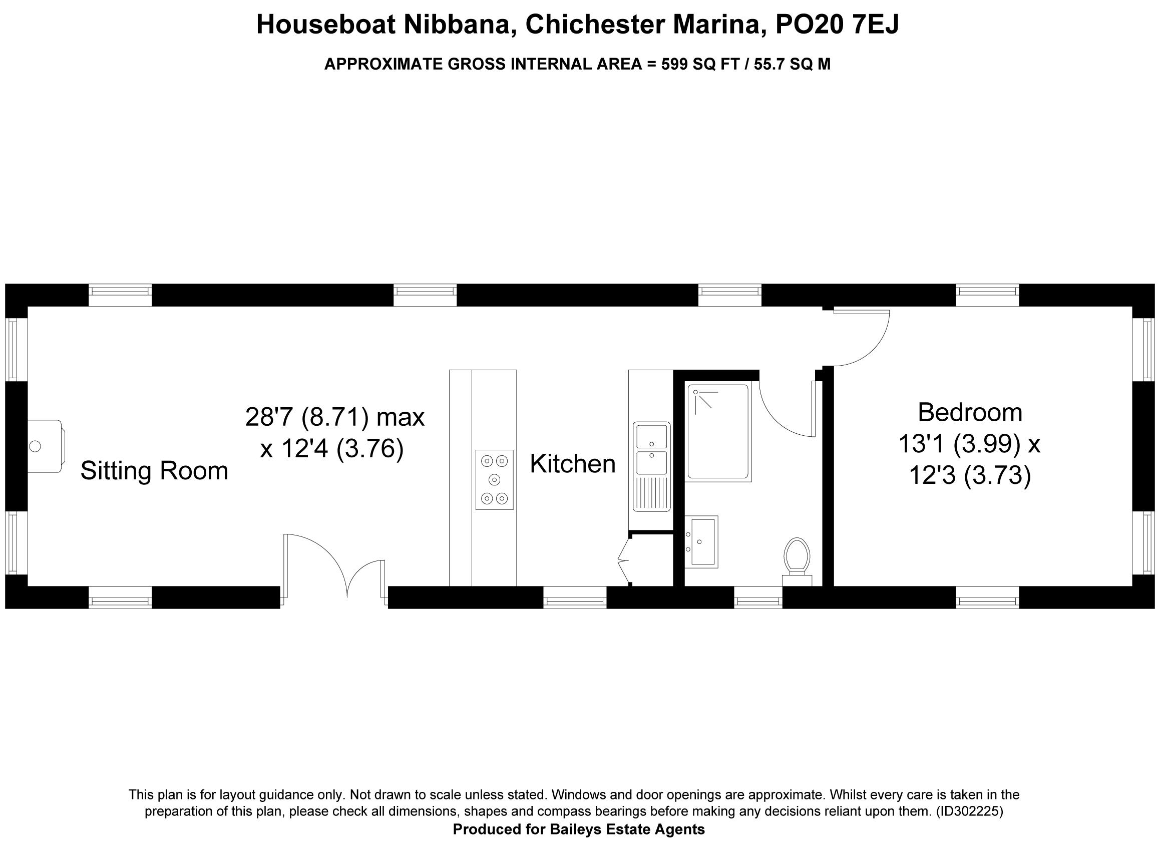 property for sale birdham houseboat nibbana baileys estate agent