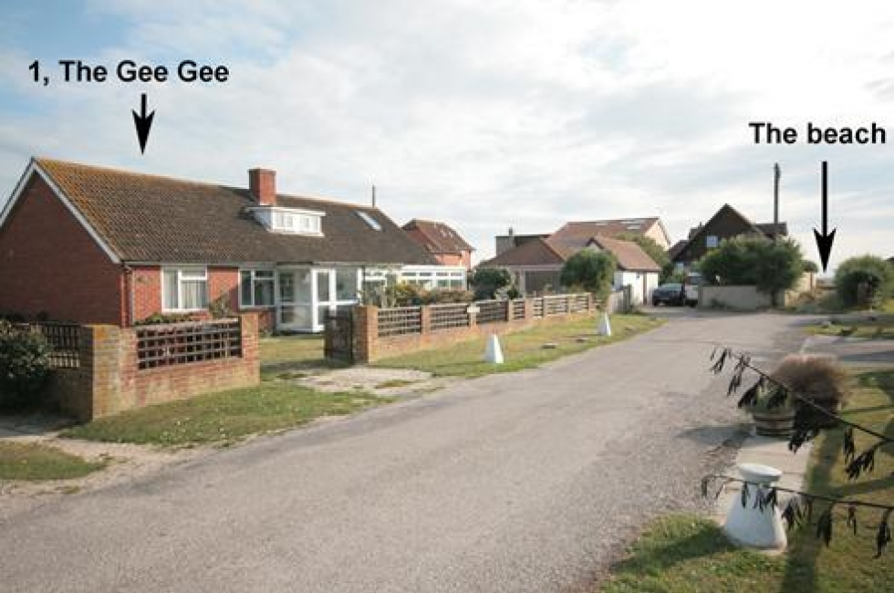 Holiday Lettings East Wittering No 1 The Gee Gee
