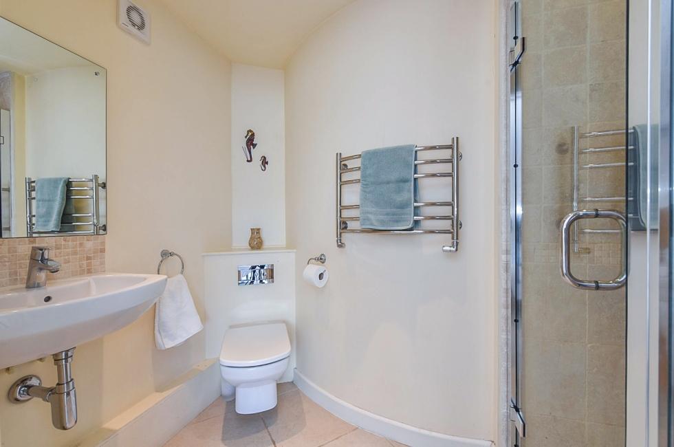 En-Suite Shower to Bedroom Two